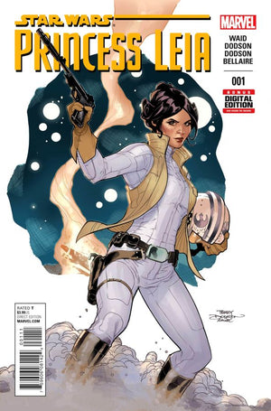 Star Wars - Princess Leia (2015) #1 (of 5)