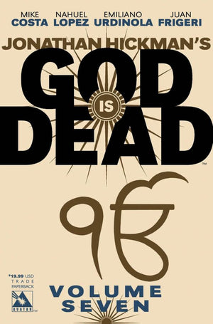 God is Dead Volume 7