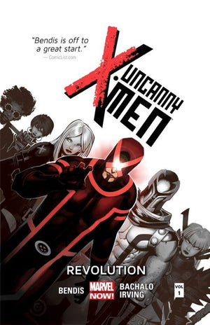 Uncanny X-Men (2013) Volume 1: Revolution
