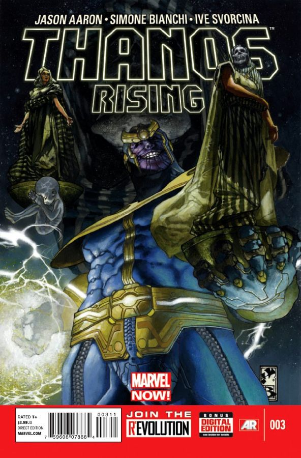 Thanos Rising (2013) #3 (of 5)