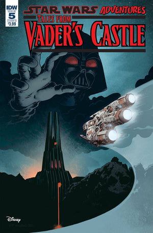 Star Wars Adventures: Tales from Vader's Castle #5 (of 5) Charles Paul Wilson Cover