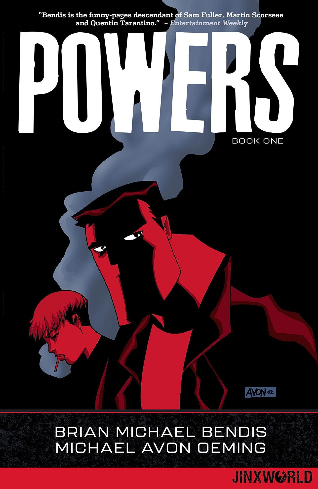 Powers Book 1