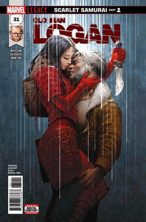 Old Man Logan (2016) #31