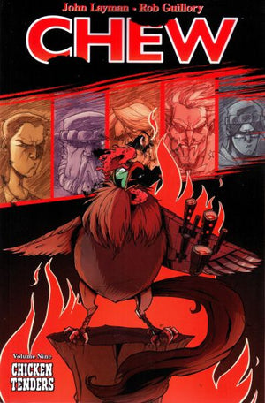 Chew Volume 9: Chicken Tenders