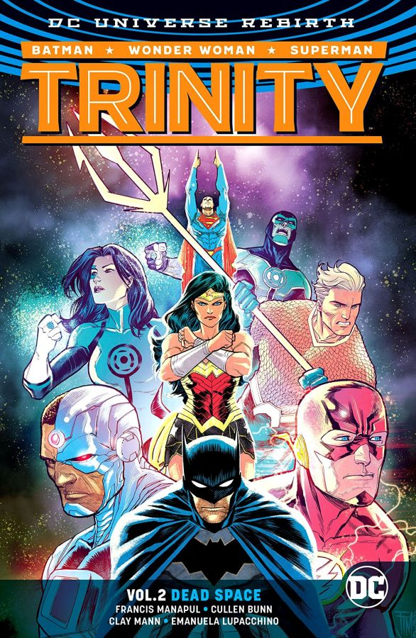 Trinity (DC Universe Rebirth) Volume 2 : Dead Space