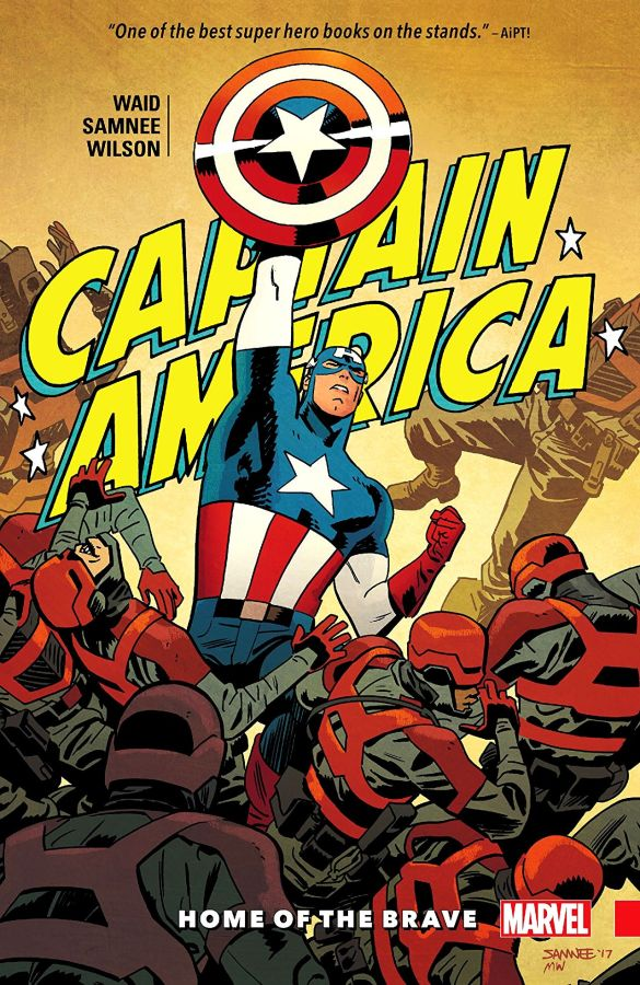 Captain America by Mark Waid and Chris Samnee Volume 1: Home of the Brave