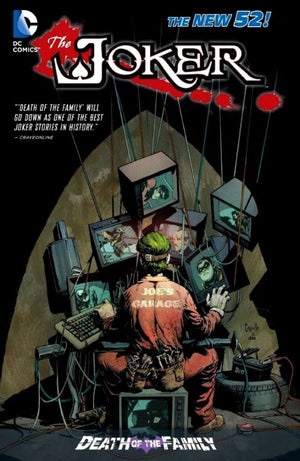 Joker (The New 52): Death of the Family