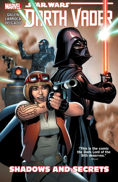 Star Wars - Darth Vader (2015) Volume 2: Shadows and Secrets