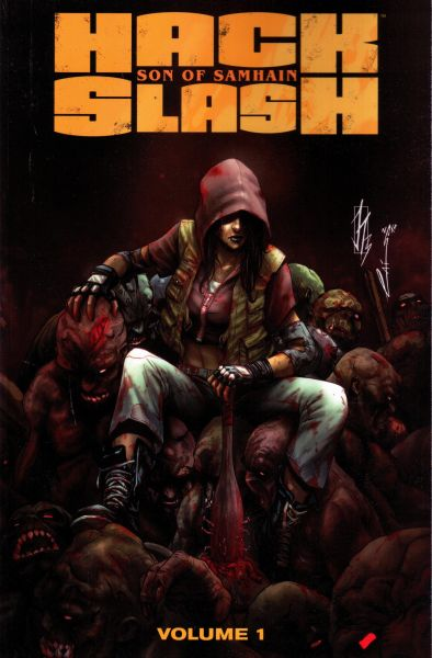 Hack / Slash: Son of Samhain Volume 1