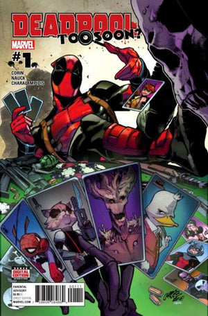Deadpool Too Soon? #1