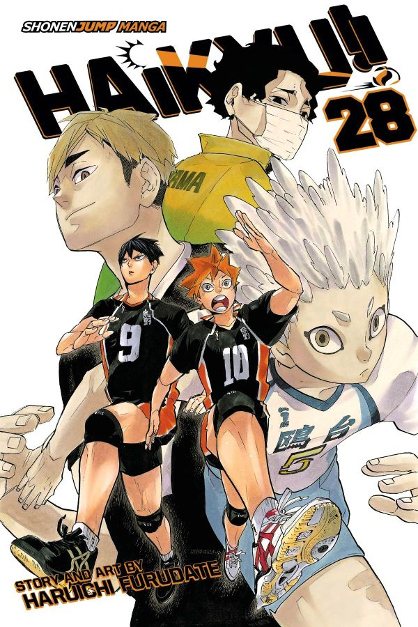 Haikyu!! Volume 28