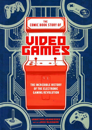 Comic Book Story Video Games