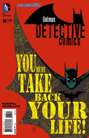 Detective Comics (The New 52) #38