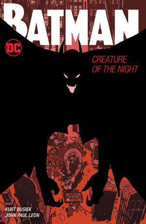 Batman: Creature of the Night (2017) HC