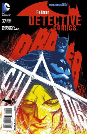 Detective Comics (The New 52) #37