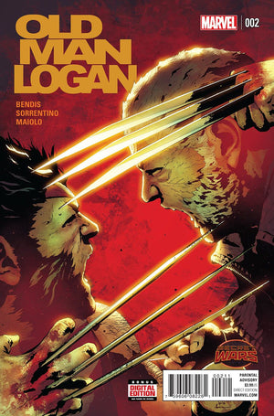 Old Man Logan (2015) #2 (of 5)
