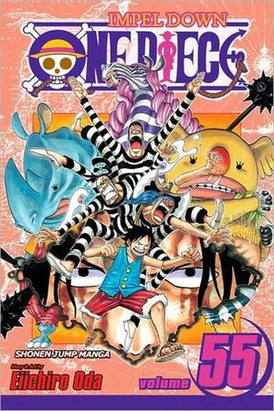 One Piece Volume 55