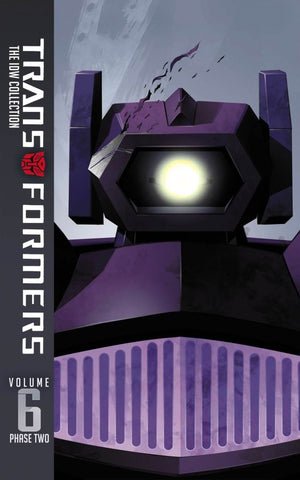 Transformers: The IDW Collection - Phase Two Volume 6 HC