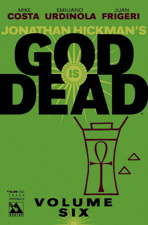 God is Dead Volume 6