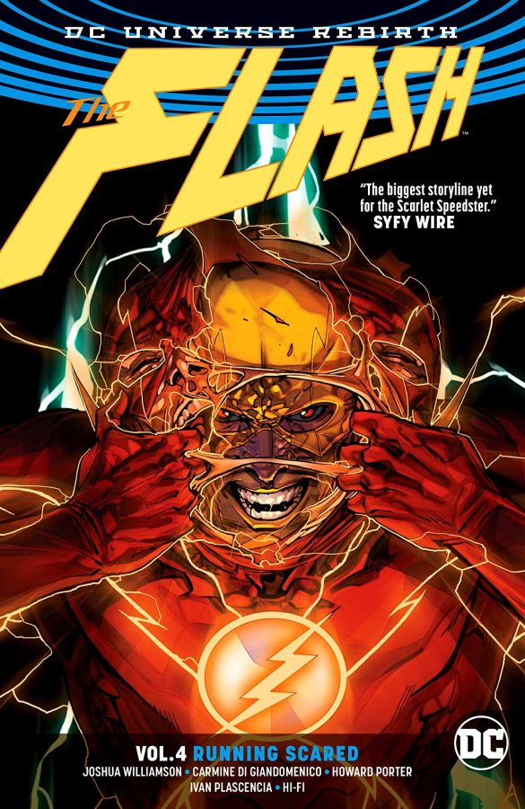 Flash (DC Universe Rebirth) Volume 4: Running Scared