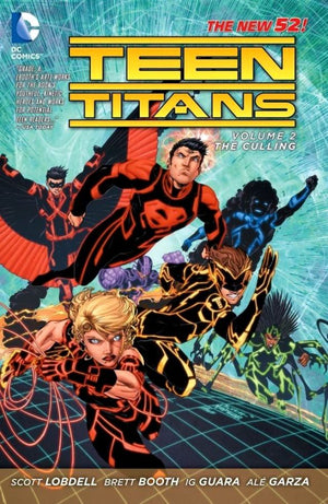 Teen Titans (The New 52) Volume 2: The Culling