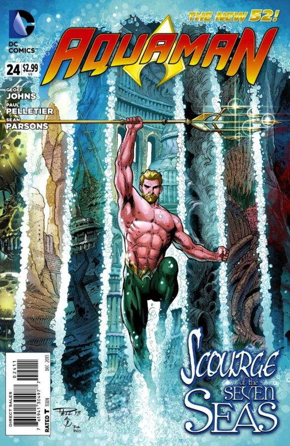 Aquaman (The New 52) #24