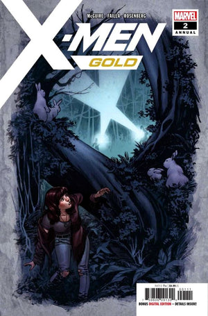 X-Men Gold Annual #2