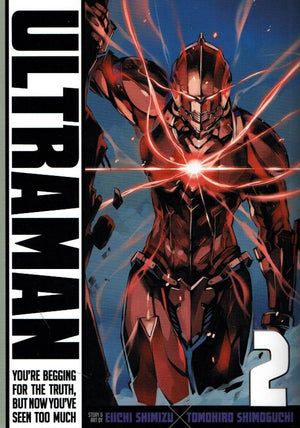 Ultraman Volume 02