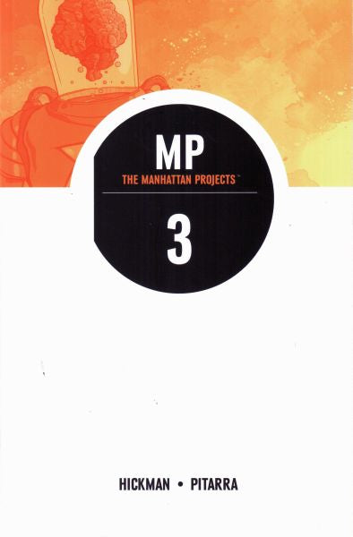 Manhattan Projects Volume 3