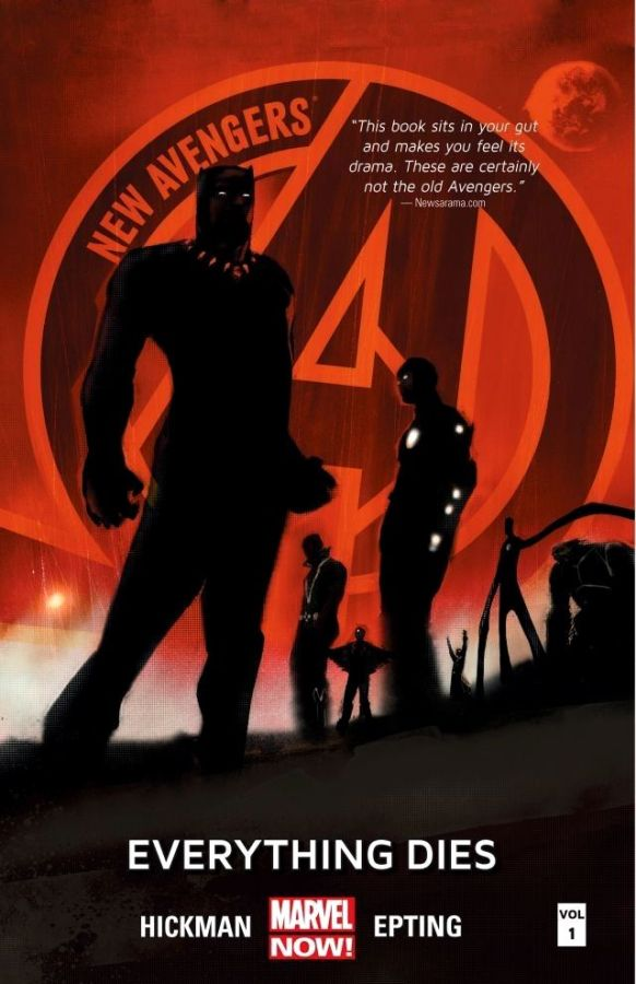 New Avengers (2013) Volume 1: Everything Dies