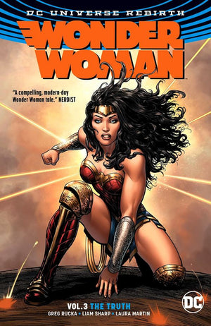Wonder Woman (DC Universe Rebirth) Volume 3: The Truth