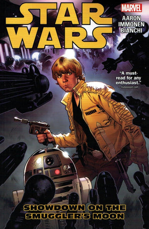Star Wars (2015) Volume 02: Showdown on the Smuggler's Moon