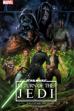 Star Wars: Episode VI - Return of the Jedi Adaptation HC