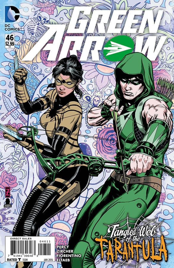 Green Arrow (The New 52) #46