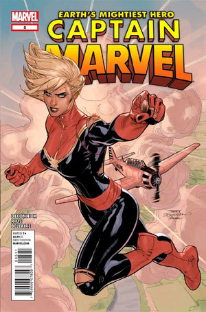 Captain Marvel (2012) #05