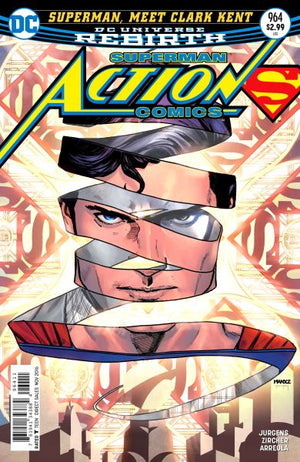Action Comics (DC Universe Rebirth) #964