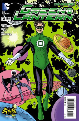 Green Lantern (The New 52) #31 Variant