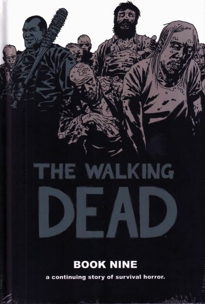 Walking Dead Book 09 HC