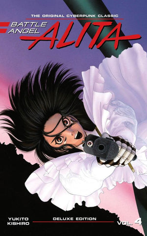 Battle Angel Alita - Deluxe Edition Volume 4 HC