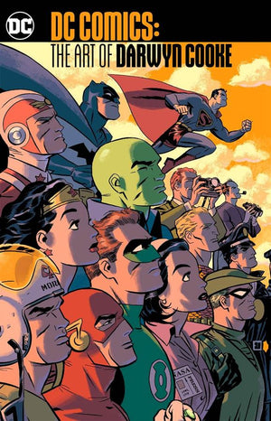 DC Comics Art of Darwyn Cooke