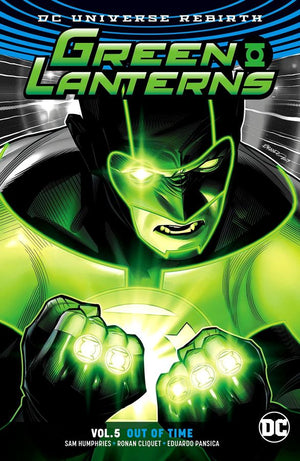 Green Lanterns (DC Universe Rebirth) Volume 5: Out of Time