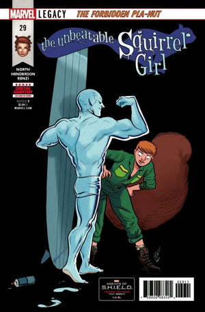 Unbeatable Squirrel Girl (2015) #29