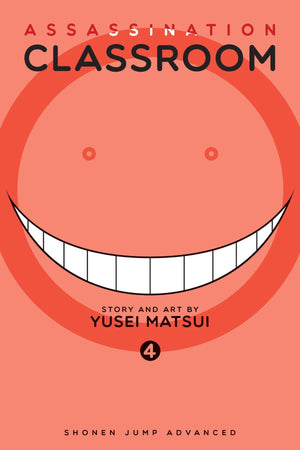 Assassination Classroom Volume 04