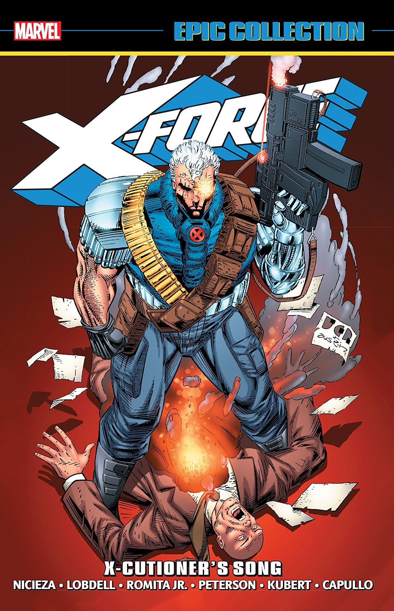 X-Force: X-Cutioner's Song (Epic Collection)