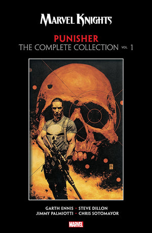 Marvel Knights: Punisher by Garth Ennis - The Complete Collection Volume 1