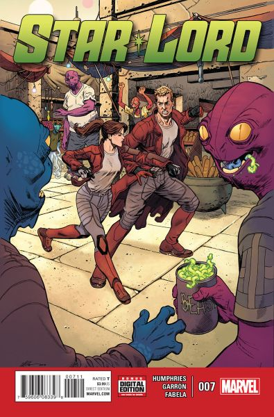 Star-Lord (2015) #07