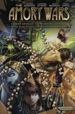 Amory Wars - Good Apollo, I'm Burning Star IV: From Fear Through the Eyes of Madness - Ultimate Edition HC