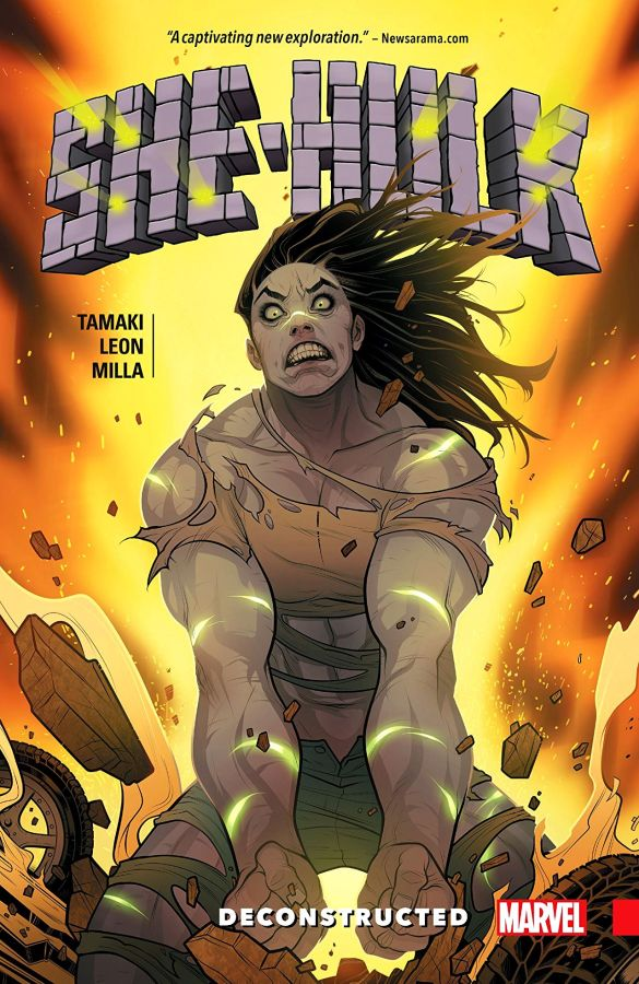 She-Hulk (2016) Volume 1: Deconstructed