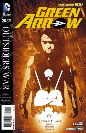 Green Arrow (The New 52) #26