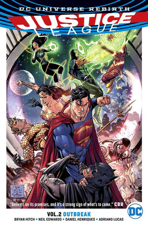 Justice League (DC Universe Rebirth) Volume 2: Outbreak